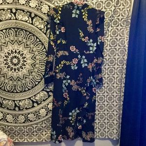 Target Who What Wear Floral Maxi Dress